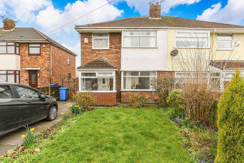 3 Bedrooms Semi Detached House for sale in Dragon Lane, Whiston, Prescot, L35