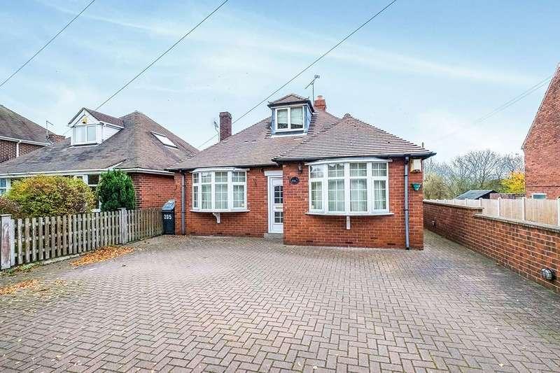3 Bedrooms Bungalow for rent in Nursery Road, Dinnington, Sheffield, S25