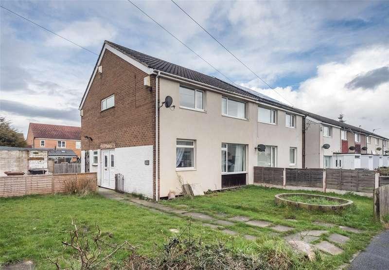 4 Bedrooms Semi Detached House for sale in Whinmoor Way, Leeds, West Yorkshire, LS14
