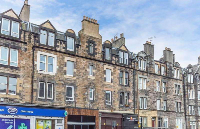 1 Bedroom Property for sale in 27/2F2, Parsons Green Terrace, Meadowbank, Edinburgh, EH8 7AF
