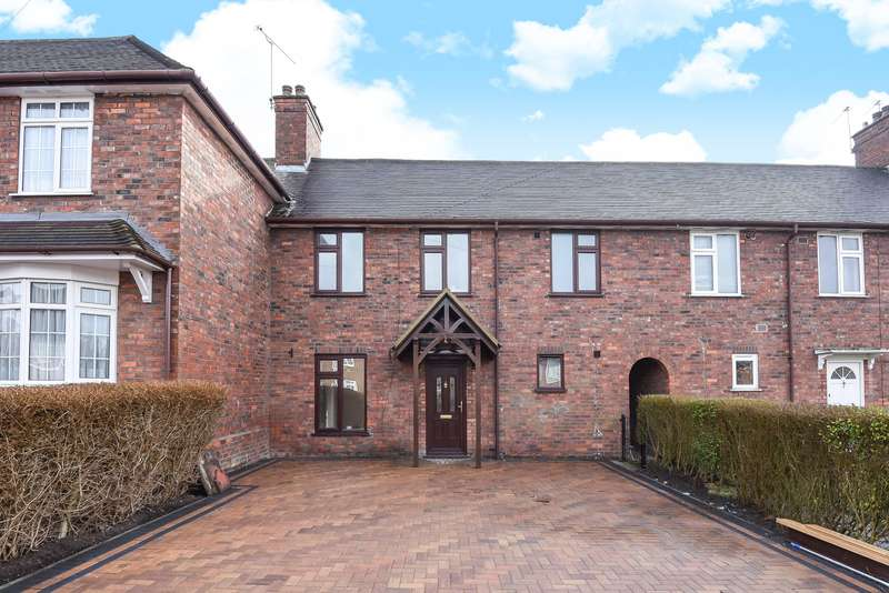 3 Bedrooms Terraced House for sale in Addison Way