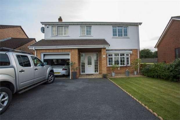 5 Bedrooms Detached House for sale in Elkington Park, Burry Port, Carmarthenshire