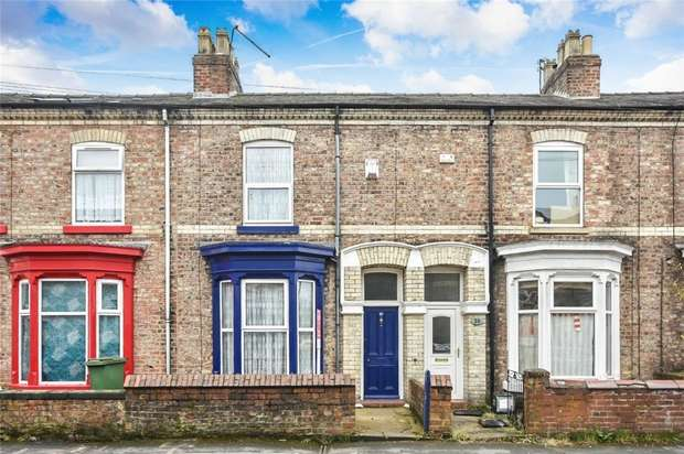 2 Bedrooms Terraced House for sale in Vyner Street, YORK