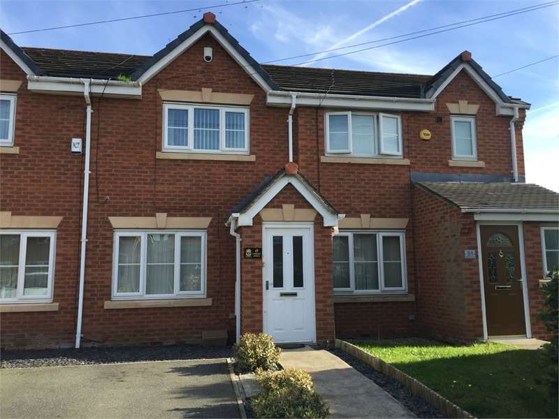 2 Bedrooms Town House for rent in Marmion Avenue, BOOTLE, Merseyside