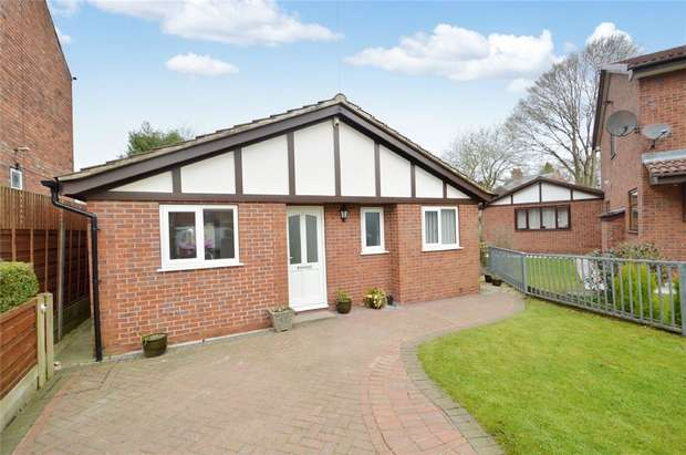 2 Bedrooms Detached Bungalow for sale in Beech Avenue, Cale Green, Stockport, Cheshire