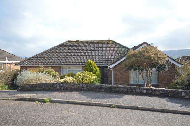 2 Bedrooms Detached Bungalow for sale in Balfours, Sidmouth, Devon