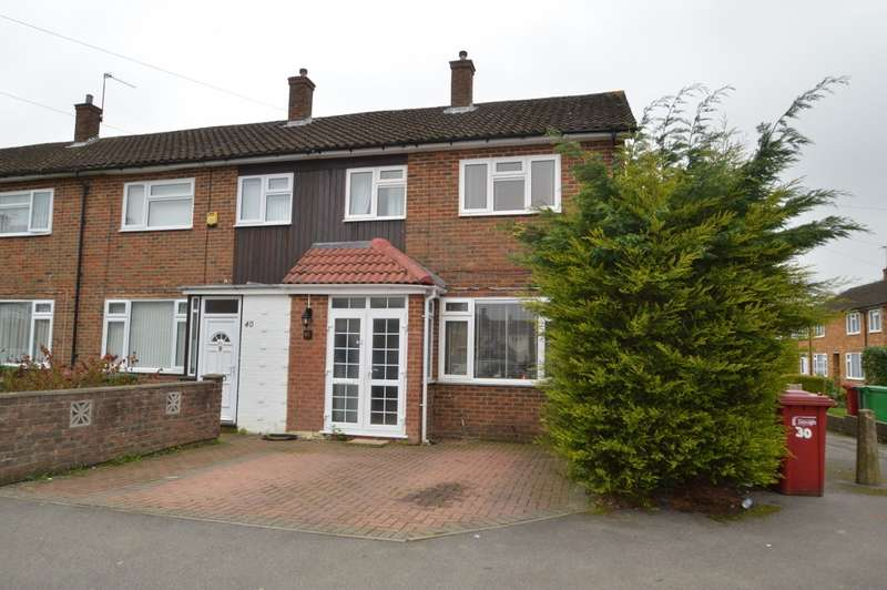 3 Bedrooms End Of Terrace House for sale in Randolph Road, Langley, SL3