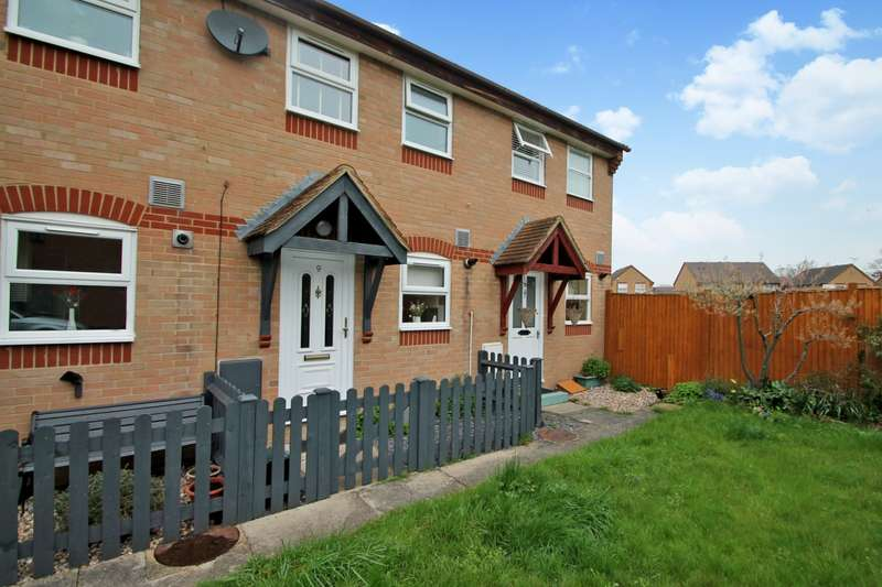 1 Bedroom Terraced House for sale in Masefield Way, Stanwell, TW19