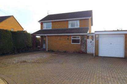 4 Bedrooms Detached House for sale in Stonald Road, Whittlesey, Peterborough, Cambridgeshire