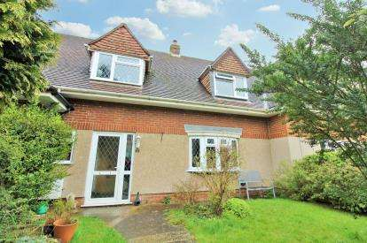 3 Bedrooms Terraced House for sale in Crantock Drive, Almondsbury, Bristol, Gloucestershire