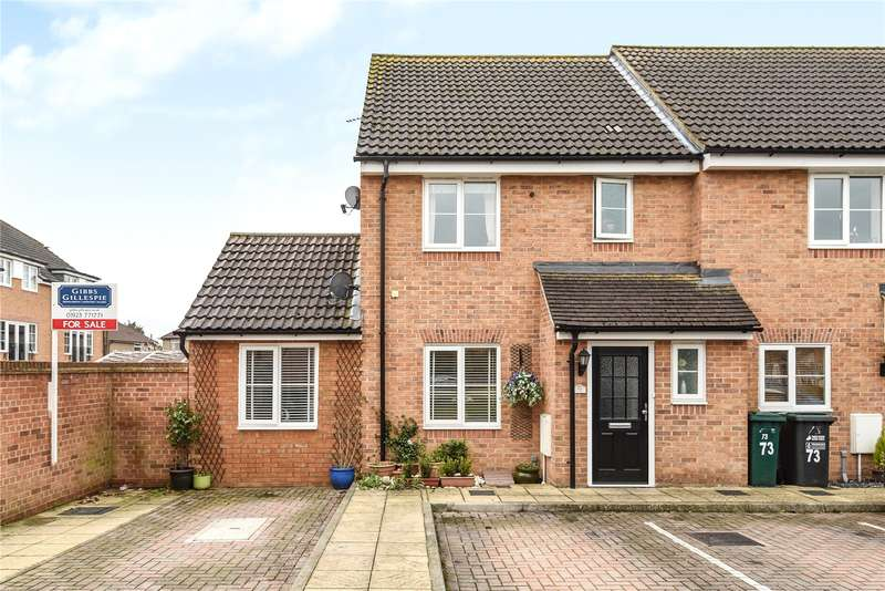 3 Bedrooms End Of Terrace House for sale in Franklins, Maple Cross, Rickmansworth, Hertfordshire, WD3