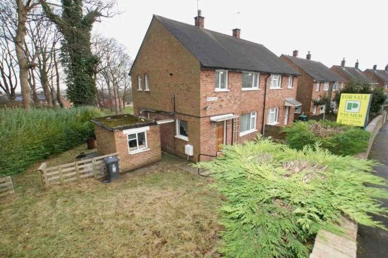 3 Bedrooms Semi Detached House for sale in Bryn Coed, Gwersyllt, Wrexham, LL11 4UE.