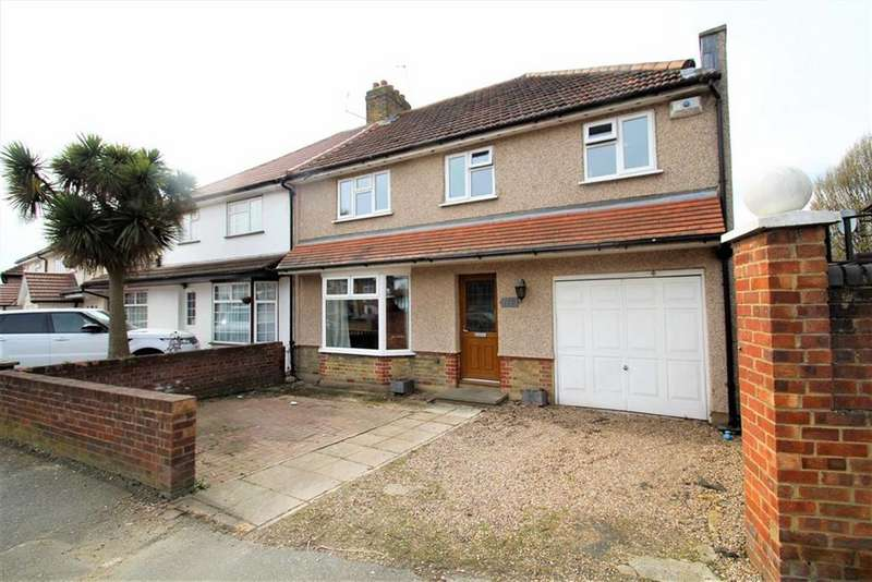 4 Bedrooms Semi Detached House for sale in Costons Lane, Greenford