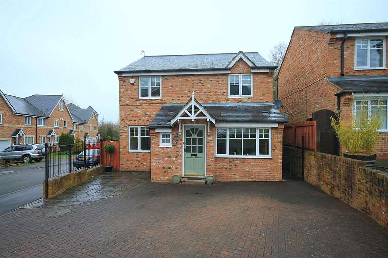 3 Bedrooms Detached House for sale in Lowes Wynd, Nevilles Cross, Durham