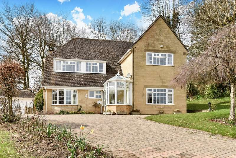 4 Bedrooms Detached House for sale in Rodborough Common