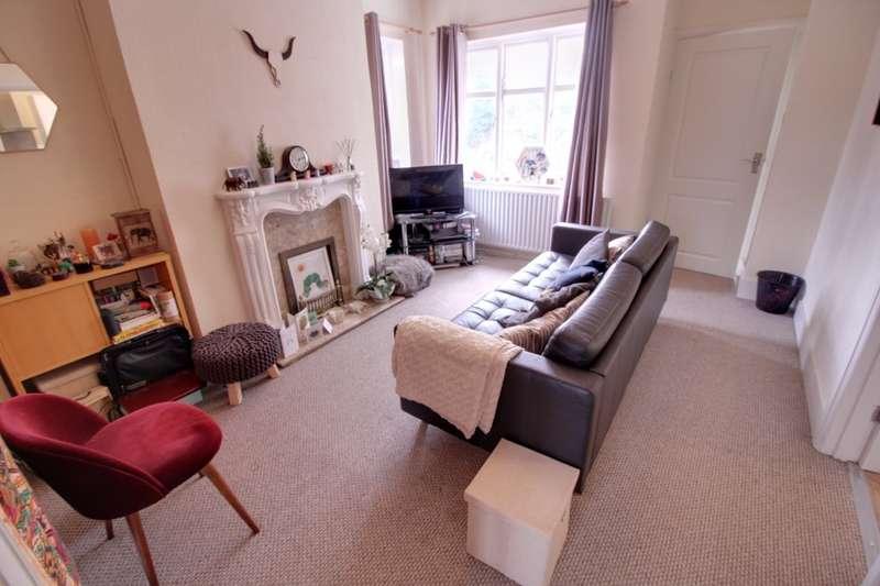 2 Bedrooms Maisonette Flat for sale in Ravenhurst Road, Harborne