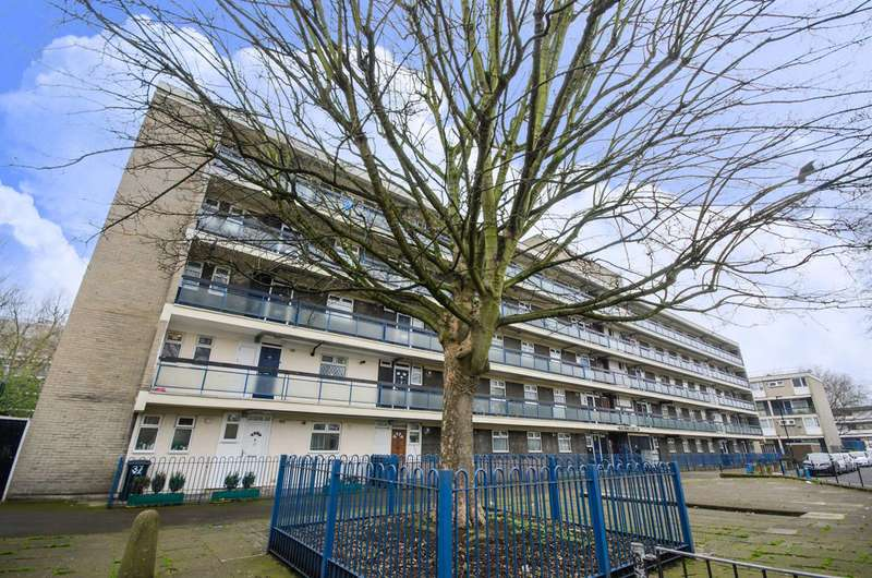 3 Bedrooms Flat for sale in Dacca Street, Deptford, SE8