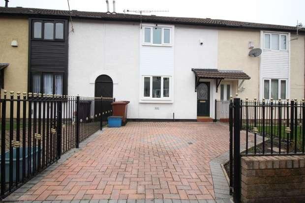 2 Bedrooms Semi Detached House for sale in Cornel Grove, Burnley, Lancashire, BB11 5LB