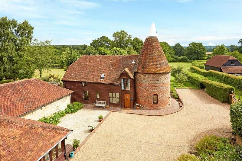 4 Bedrooms Detached House for sale in Station Road, Groombridge, Tunbridge Wells, East Sussex, TN3