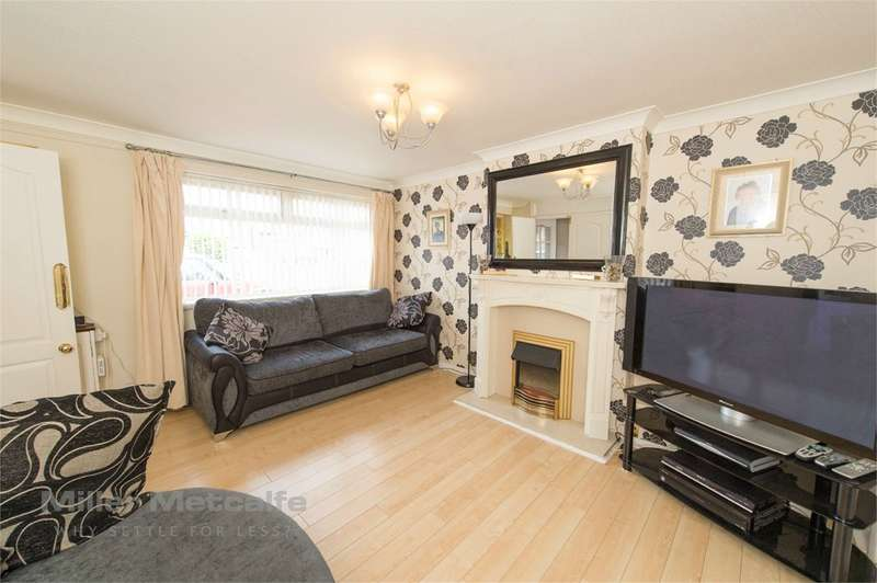 4 Bedrooms Semi Detached House for sale in Trent Drive, Hindley Green, Wigan, WN2