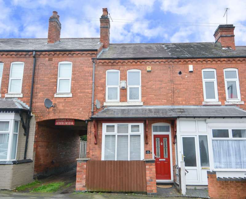 2 Bedrooms Terraced House for sale in The Uplands, Smethwick, B67