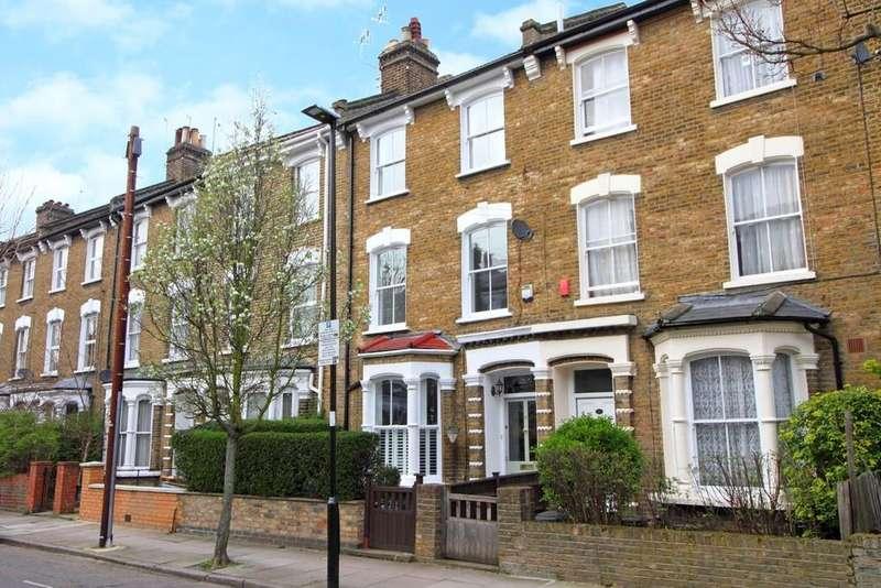 4 Bedrooms Terraced House for sale in Evershot Road N4 3DG