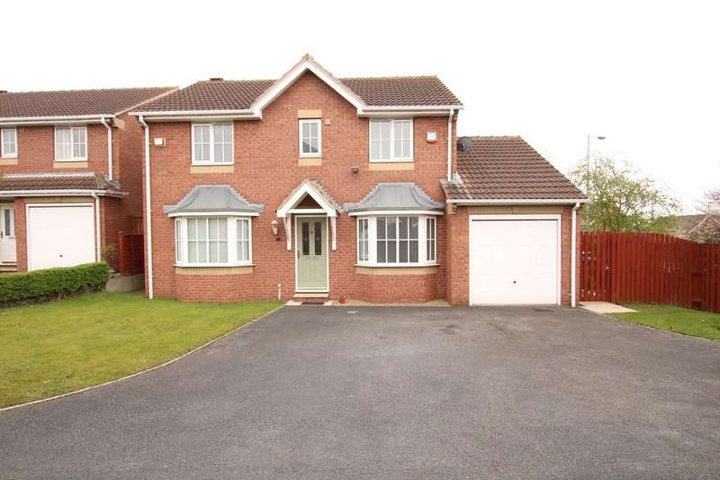 4 Bedrooms Detached House for sale in Newton Gardens, Newton Hill