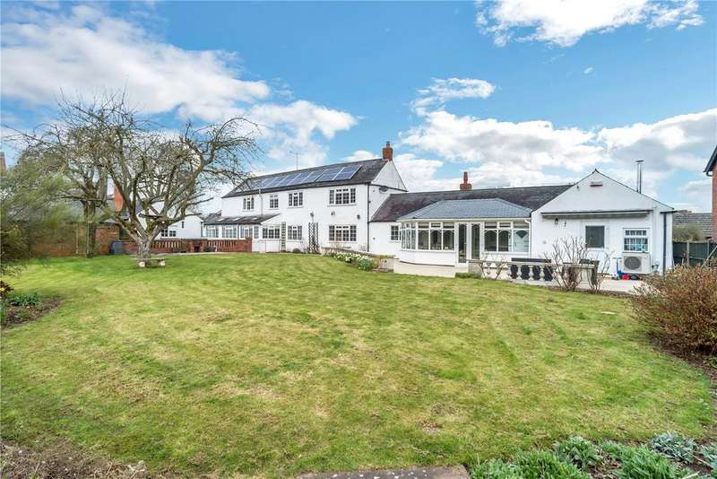4 Bedrooms Detached House for sale in High Street, North Kilworth