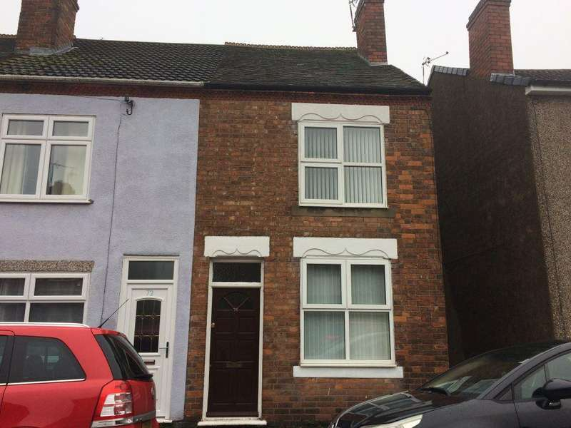 2 Bedrooms House for rent in WOOD STREET - BEDWORTH - CV12 8AZ