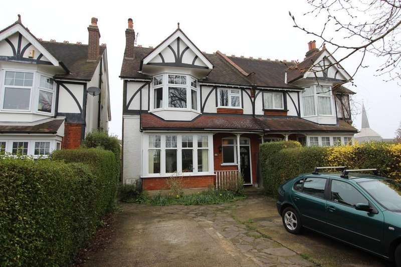 3 Bedrooms Semi Detached House for sale in Court Road, Banstead