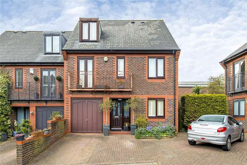 4 Bedrooms Semi Detached House for sale in Arnulls Road, London, SW16