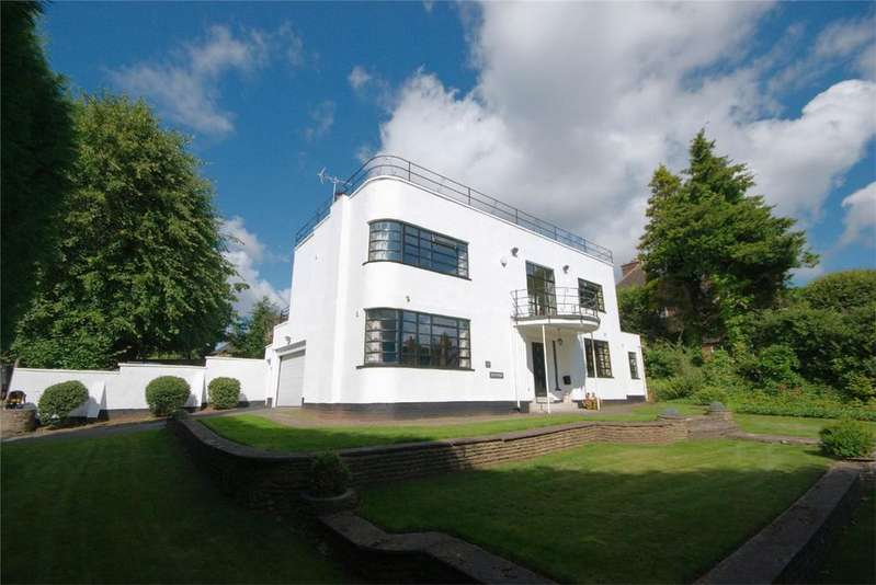 4 Bedrooms Detached House for sale in Beech House, 10 Beech Hill Road, Sutton Coldfield, West Midlands