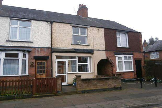 3 Bedrooms Terraced House for sale in Duncan Road, Leicester, LE2