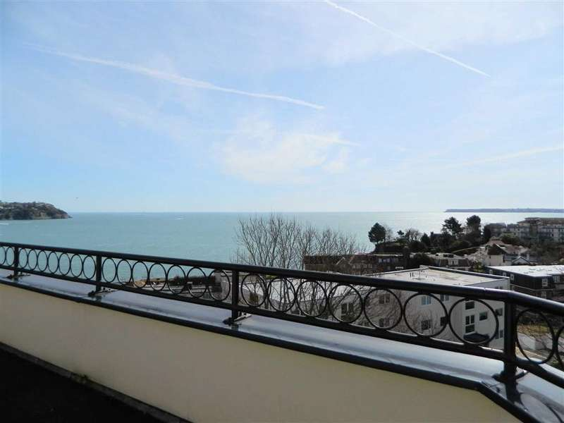 3 Bedrooms Apartment Flat for sale in Sunleigh, Livermead Hill, Torquay, TQ2