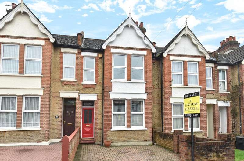 3 Bedrooms Terraced House for sale in Pelham Road Beckenham BR3