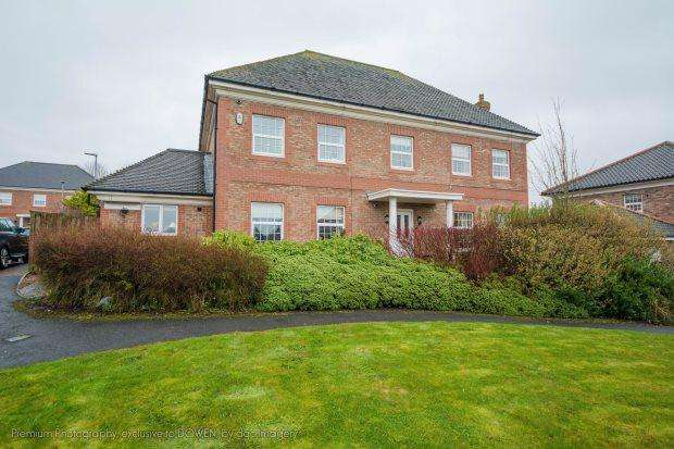 5 Bedrooms Detached House for sale in BURDON WALK, CASTLE EDEN, PETERLEE AREA VILLAGES