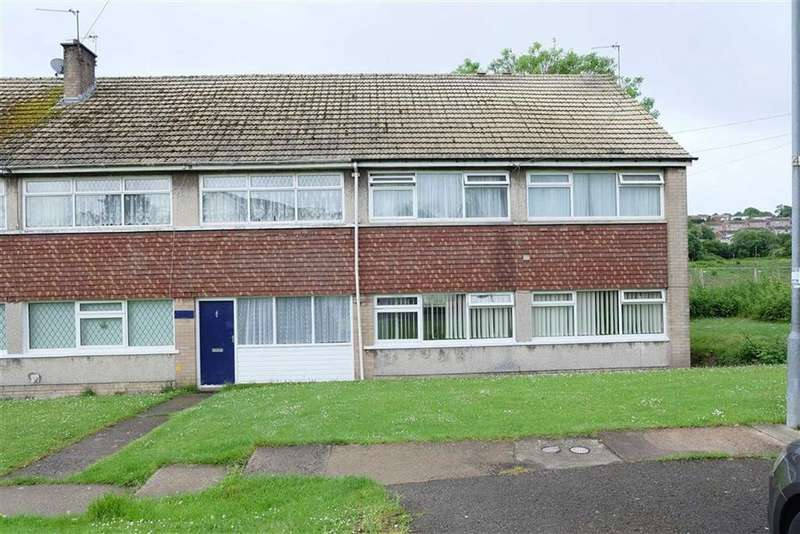 2 Bedrooms Flat for sale in Maple Close, Barry, Vale Of Glamorgan