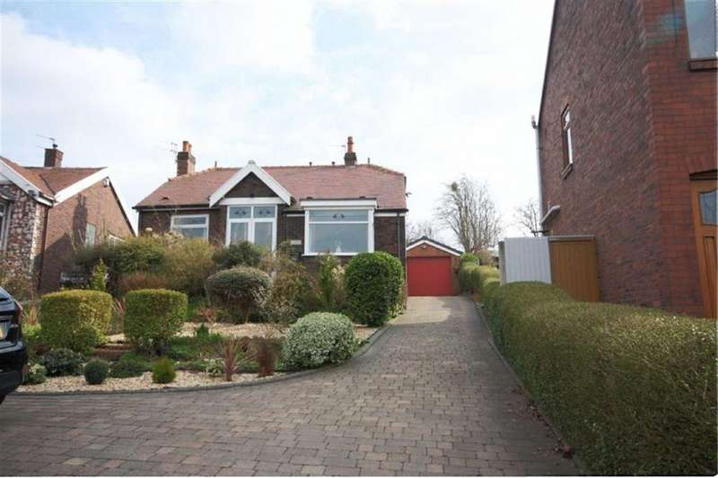 2 Bedrooms Detached Bungalow for sale in Liverpool Road, Pewfall, St Helens, WA11