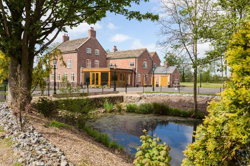 7 Bedrooms Detached House for sale in Hulme Hall Lane, Allostock