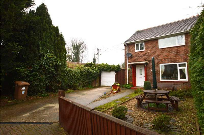 3 Bedrooms Semi Detached House for sale in Windsor Road, Wakefield, West Yorkshire