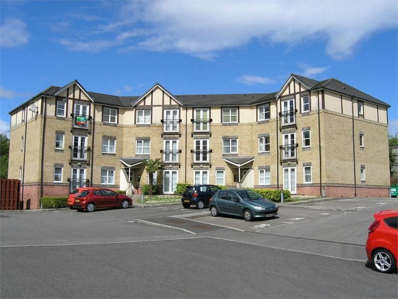 2 Bedrooms Flat for sale in Heol Llinos, Thornhill, Cardiff