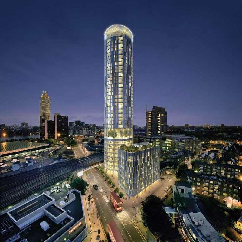 12 Bedrooms Apartment Flat for sale in Floor 27, Sky Gardens, SW8