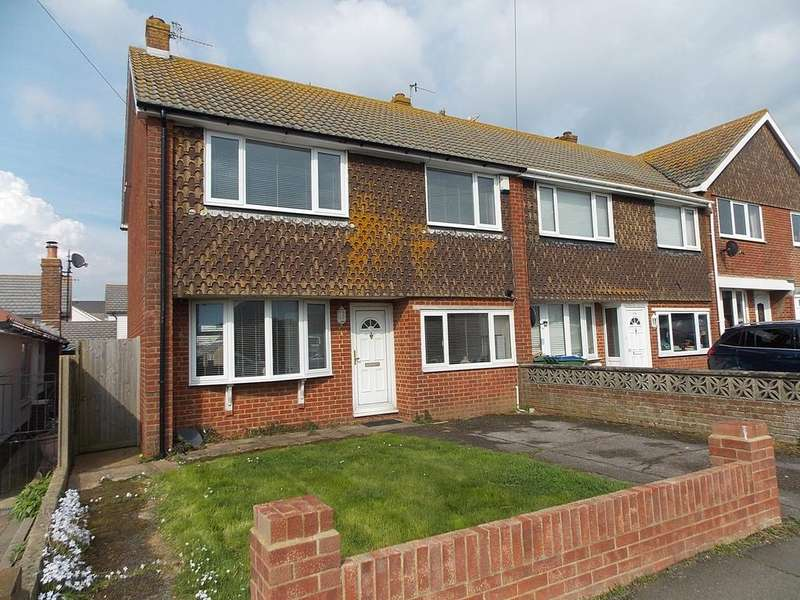 4 Bedrooms End Of Terrace House for sale in Arundel Road, Peacehaven, East Sussex