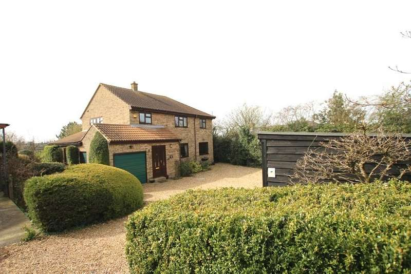 4 Bedrooms Detached House for sale in West End, Haddenham