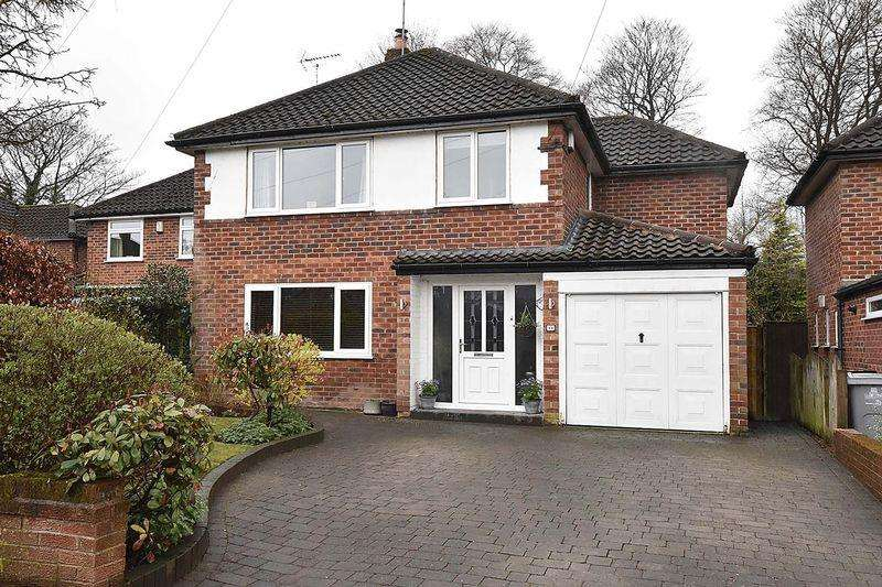 4 Bedrooms Detached House for sale in Woodside, Knutsford