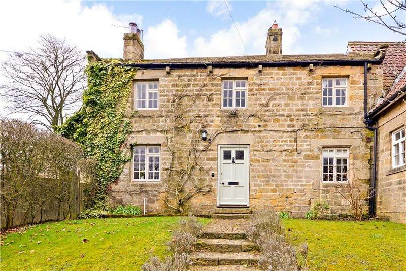 4 Bedrooms Semi Detached House for sale in Sawley, Nr. Ripon