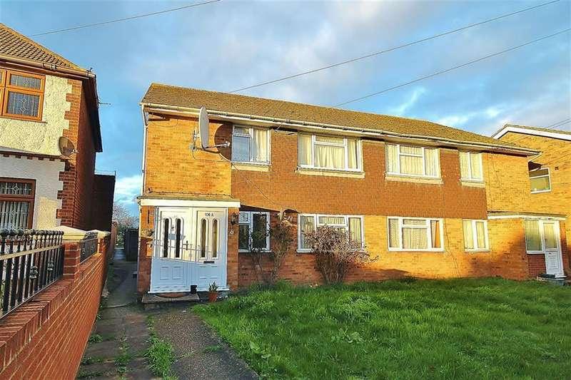 2 Bedrooms Maisonette Flat for sale in Dormers Wells Lane, Southall, UB1 3JA