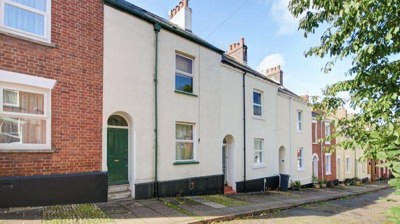 4 Bedrooms Town House for rent in Sandford Walk, Exeter