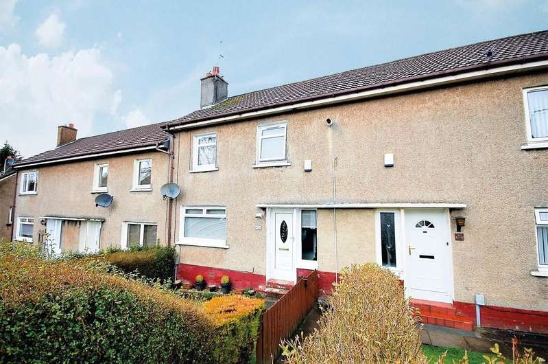 2 Bedrooms Terraced House for sale in Ivanhoe Road, Paisley PA2 0JT