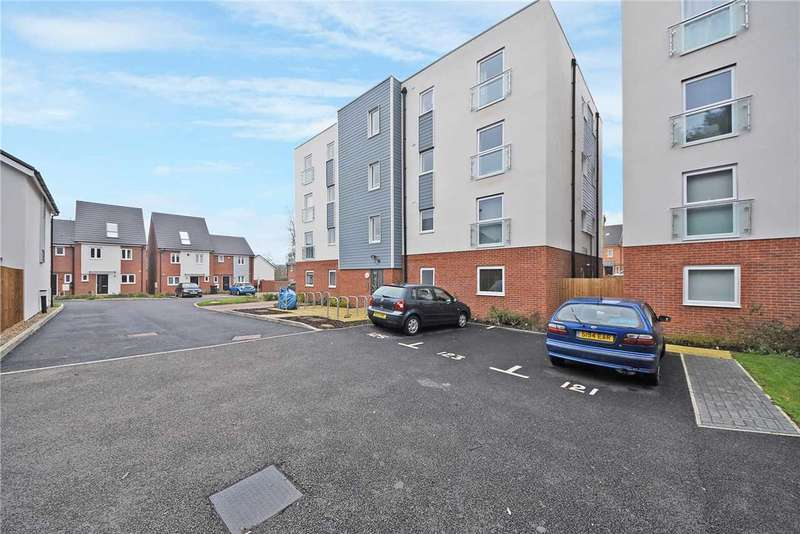 2 Bedrooms Apartment Flat for sale in Waterside Road, Wellingborough, NN8 1PD